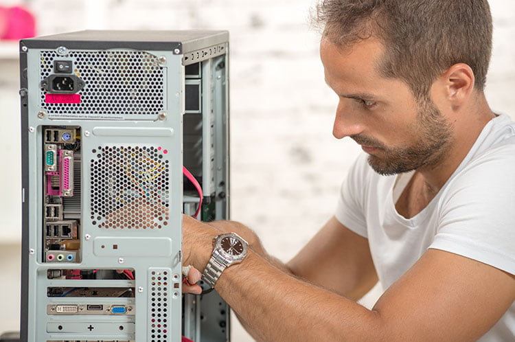Computer reparatie
